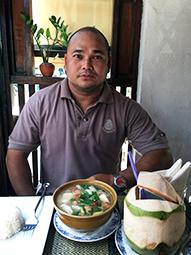 Mr San - San Paper Bangkok aka Sancho Panza
