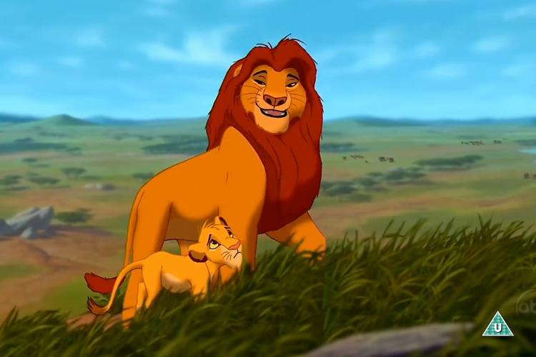 the lion king luna kids cinema