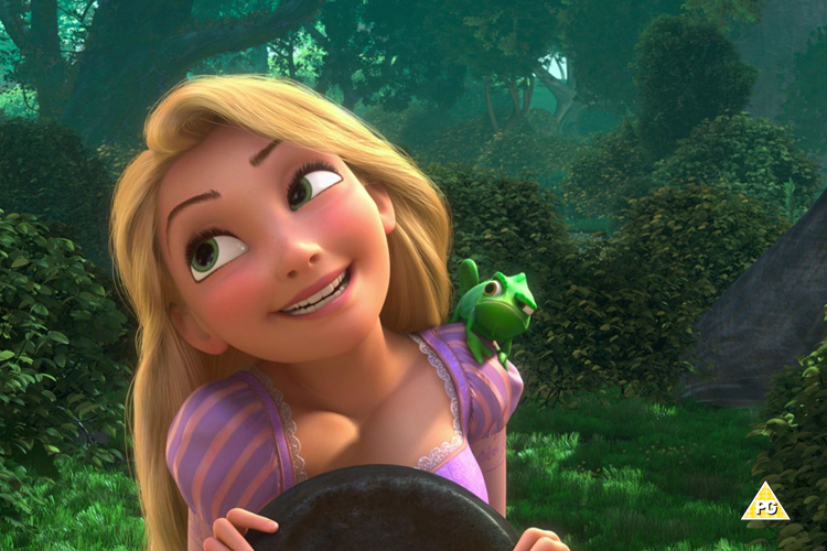 Tangled — Luna Kids Cinema