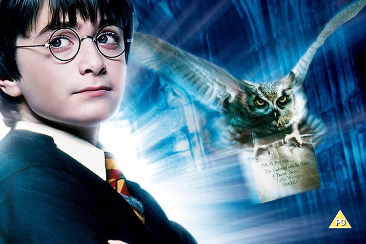 Harry Potter and the Philosopher's Stone — Luna Kids Cinema