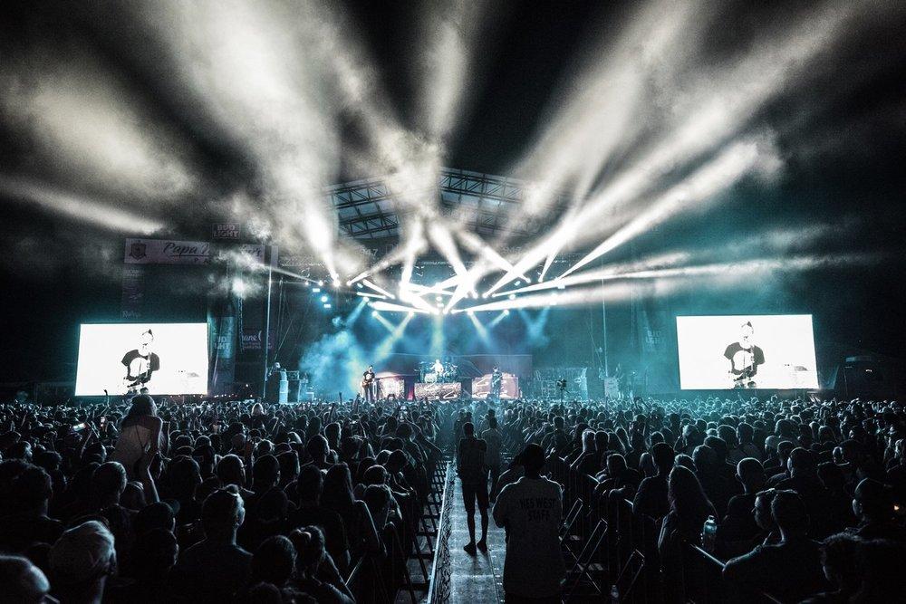 SnowGlobe Music festival 2017