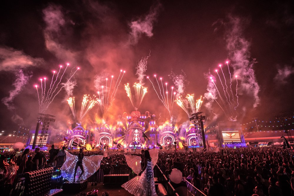 Electric Daisy Carnival 2018