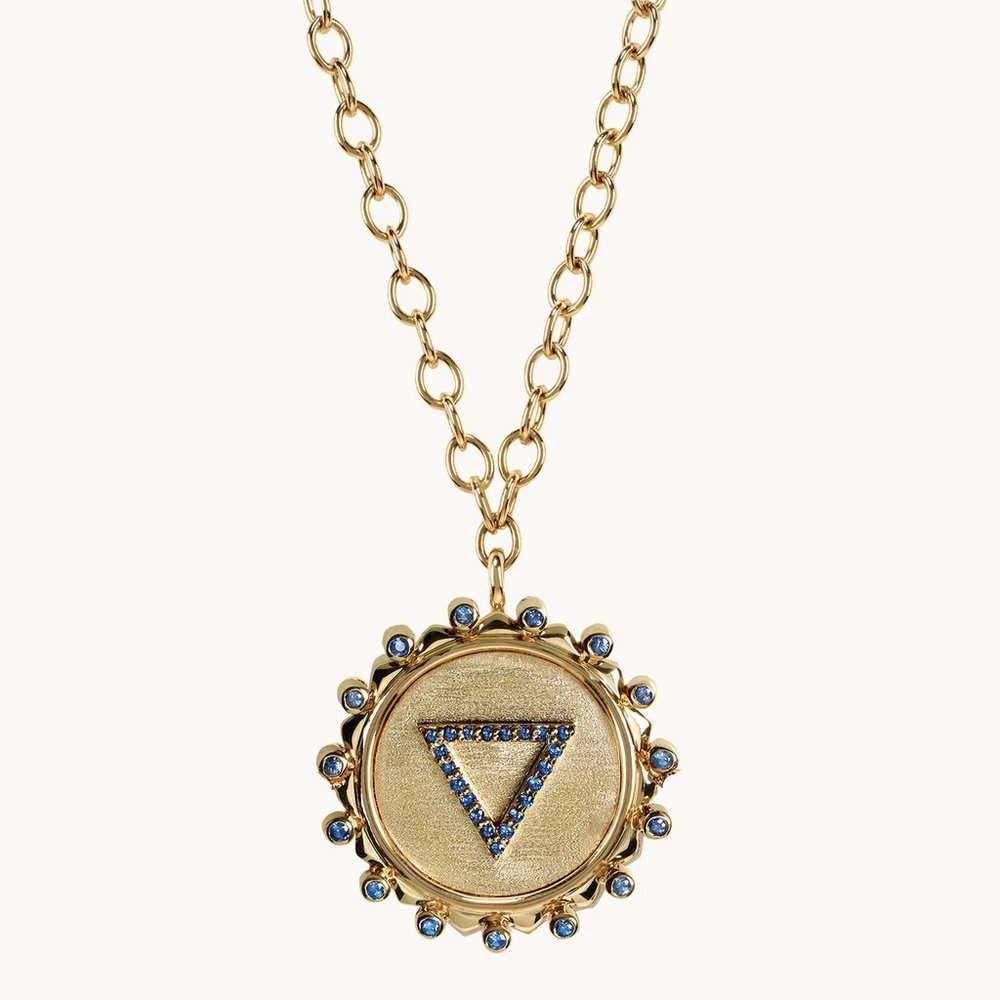 Running Water Element Necklace  $3,635.00