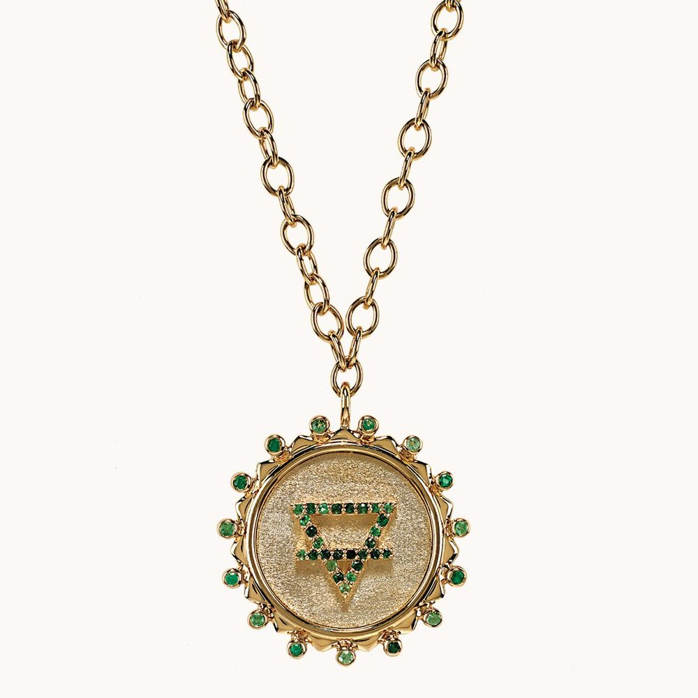 Down to Earth Element Necklace  $3,740.00