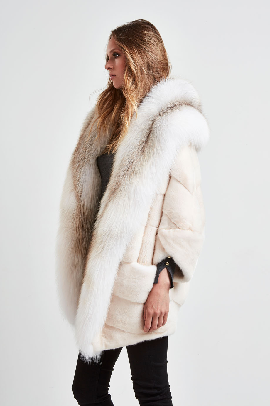 marilyn_mink_real_fur_coat_with_oversize_fox_collar_pearl_white_side_CARA MILA.jpg