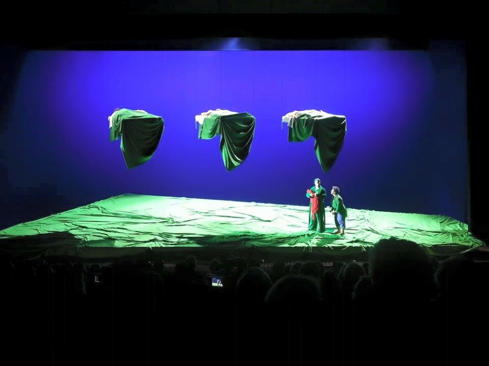 A Midsummer Night's Dream in Aix en Provence - Lawrence has just finished a dreamy anniversary revival of Robert Carsen's iconic production of Britten's