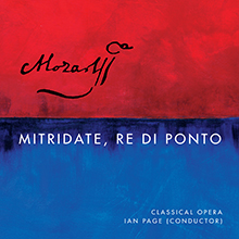 A glimpse into the recording process of Mitridate - Go behind the scenes of the recording with our short film about the making of Mitridate, re di Ponto:Click to view
