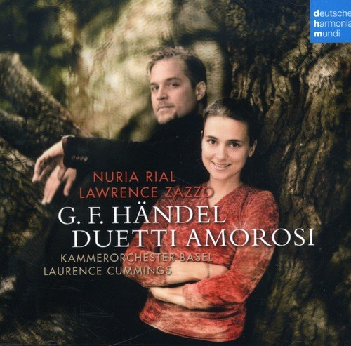 Handel - Duetti amorosi - Nuria Rial, Lawrence Zazzo, Kammerorchester Basel, Cummings [Enhanced]Composer: George Frideric HandelConductor: Laurence CummingsOrchestra: Basel Chamber Orchestra