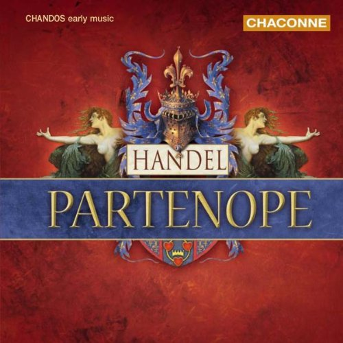 Handel's Partenope - Early Opera CompanyChristian Curnyn, dir.Chandos RecordsClick here to order from Amazon