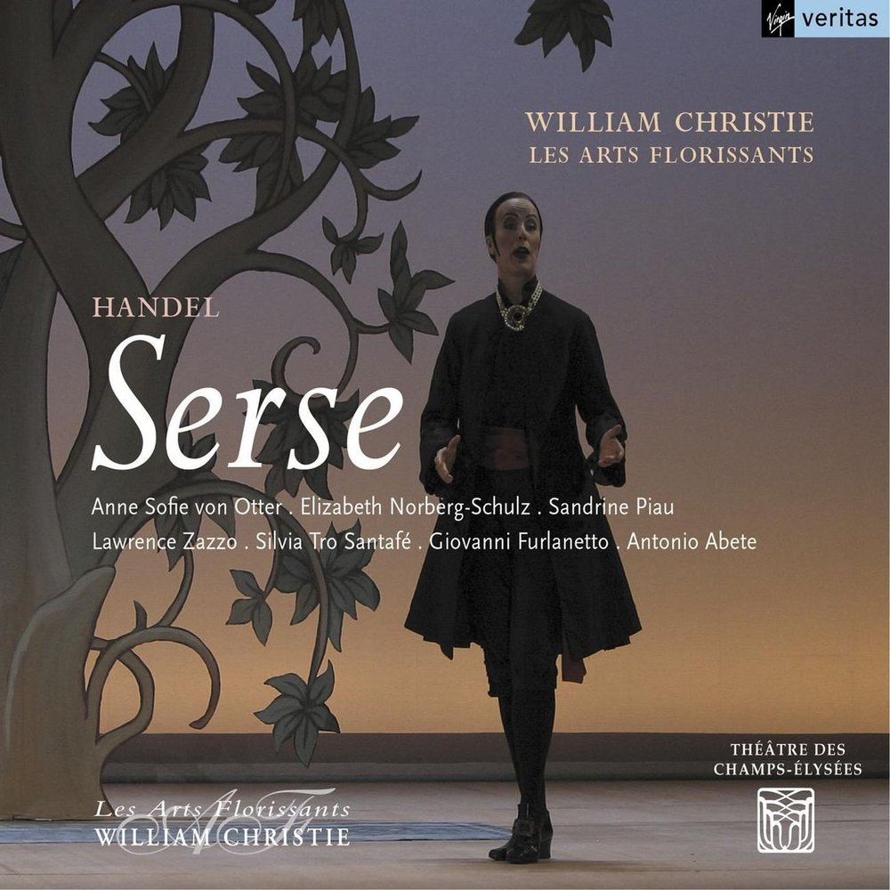Handel's Serse - William Christie, dir.Virgin ClassicsClick here to order from Amazon