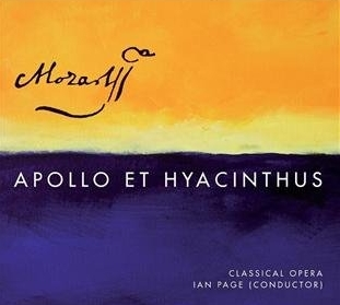 Mozart's Apollo et Hyacinthus - Making of the recording of Mozart's first operaClick here to view a previewClick here to view