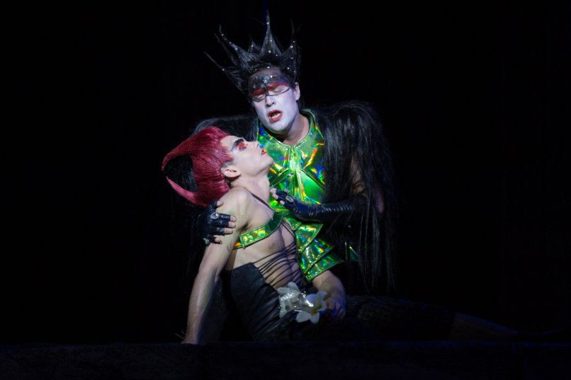 A Midsummer Night's Dream at Teatro Massimo Palermo - September 2017Click to view