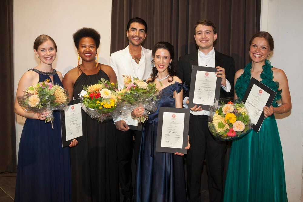 Cesti-Competition 19 - 24 August Festwochen der Alten Musikin Innsbruck - Congratulations to the winners, and thanks to all the singers for a great week of classy singing!More information