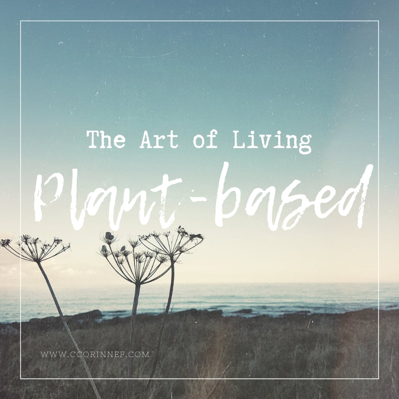 The Art of Living Plant-based