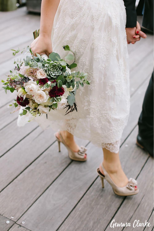 Natural Hand Tied Bridal Posy