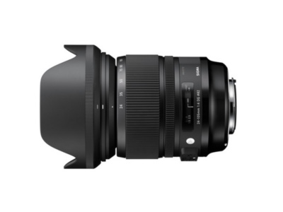 Sigma 24-105mm lens for Canon -