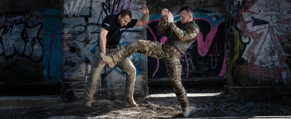 Hand-to-hand Combat -