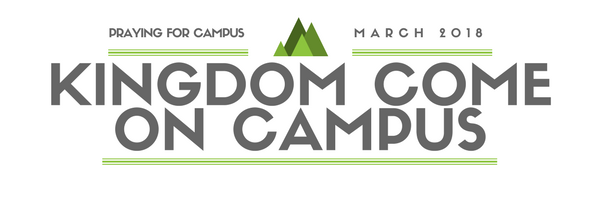 Kingdom Come on Campus - Email Header