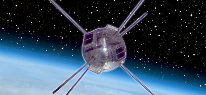 Vanguard 1 satellite used the first commercial solar panels