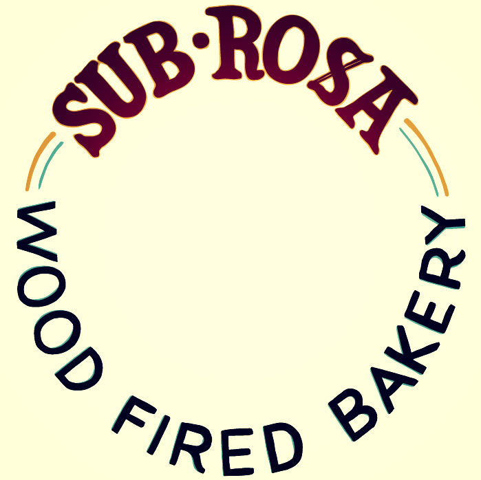 Sub Rosa Wood Fired Bakery - Sub Rosa Bakery is a wood fired bakery and stone-milling operation located in the historic neighborhood of Church Hill in Richmond, Virginia, specializing in the timeless craft of bread and pastry using organic, regional, and heirloom grains.