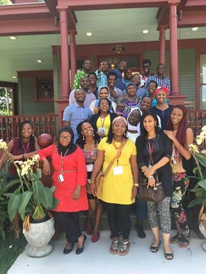 Mandella Fellows at Black Cultural Center 2016.jpg