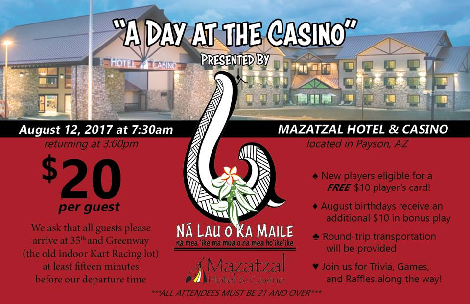 """""""A Day At The Casino"""""""
