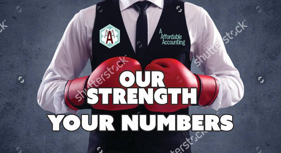 """""""Our Strength, Your Numbers"""""""