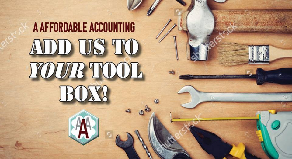 """""""Add us to your tool box!"""""""