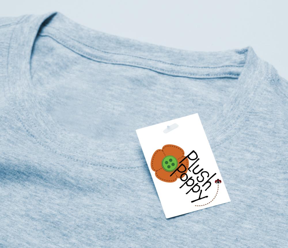 Plush Poppy Logo