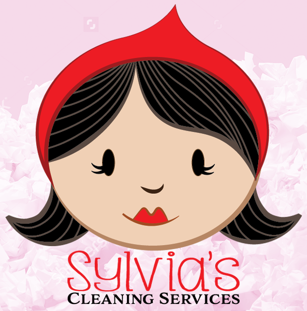 Sylvia's Cleaning Services Logo