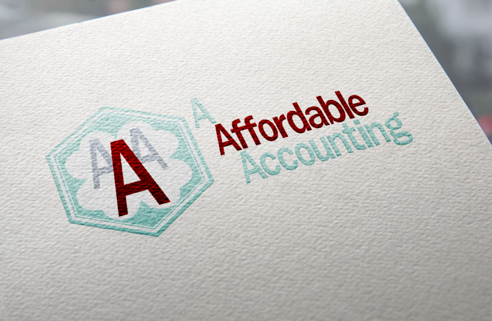 A Affordable Accounting Logo