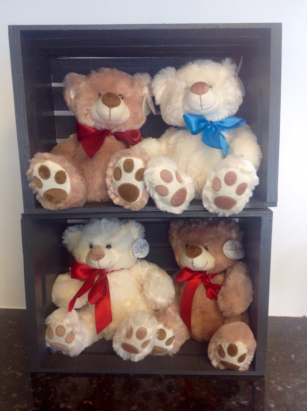 Large Stuffed Bears