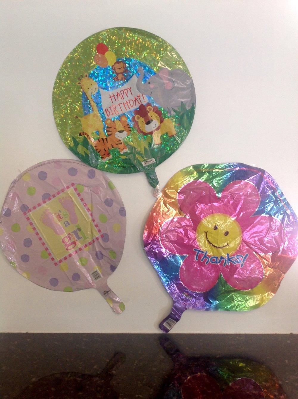 Latex/Mylar Balloons