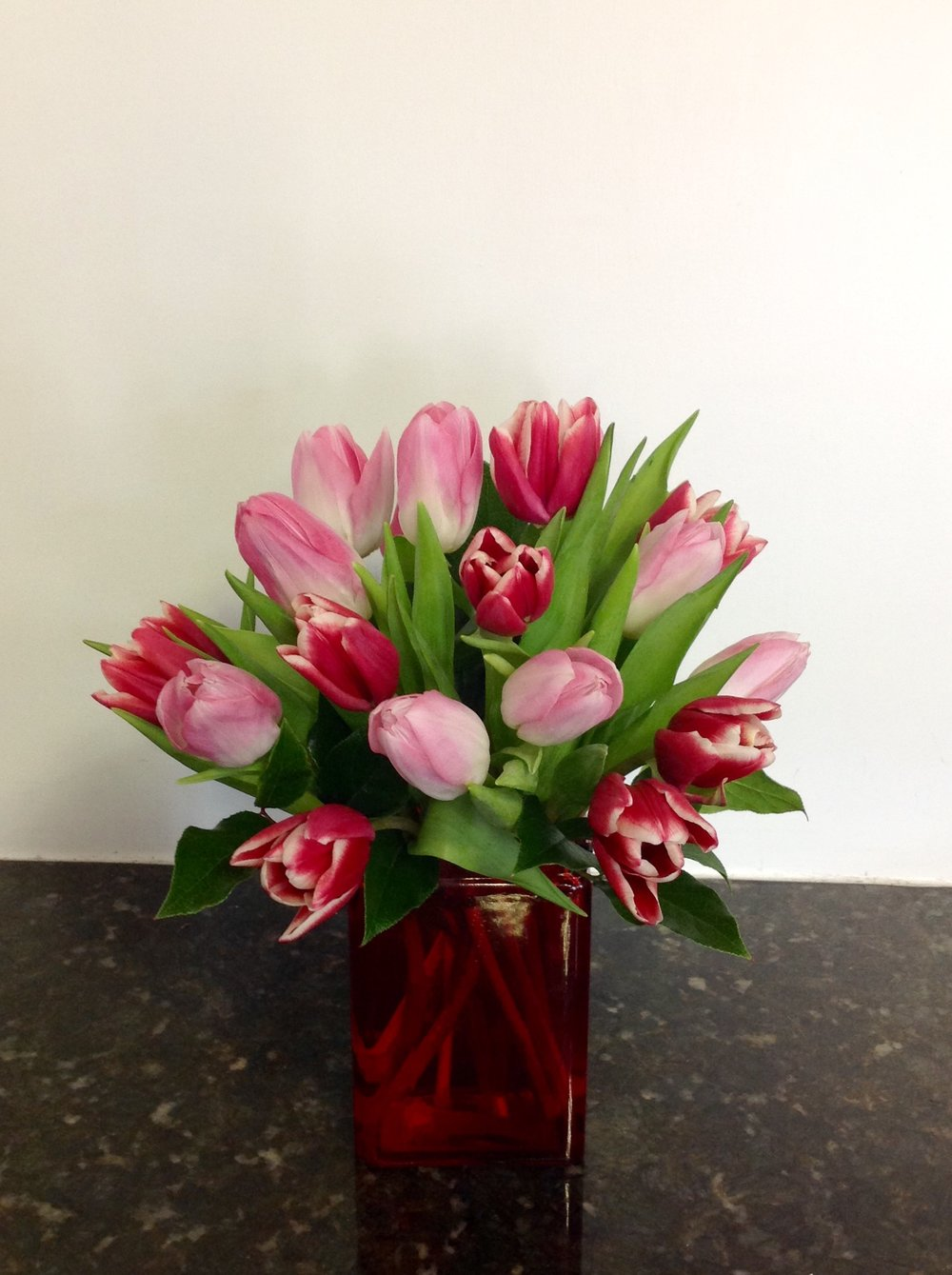 True Love Tulips - $35 -
