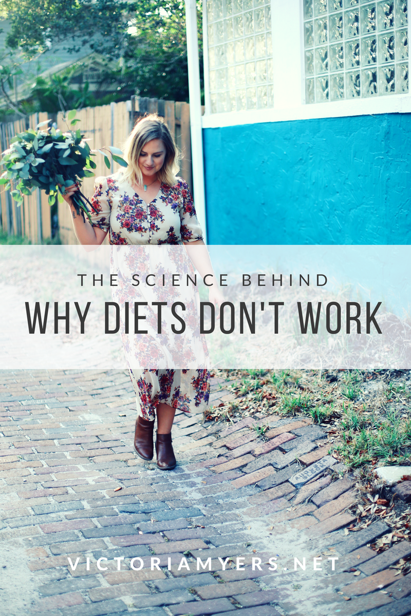The Science Behind Why Diets Don't Work