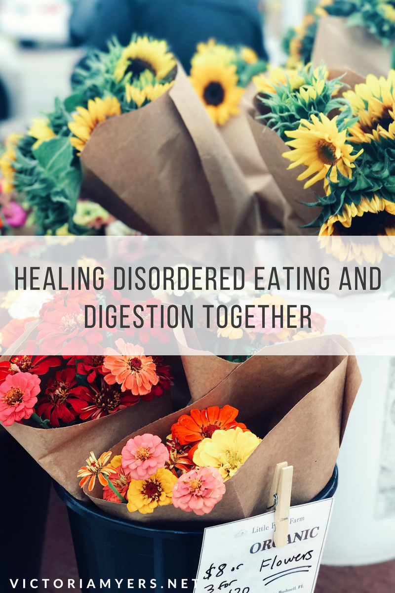 Healing Disordered Eating and Digestion Together