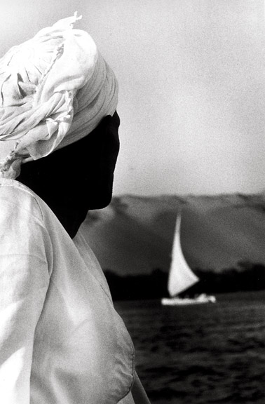 "Copy of ""Arab Felluca"" by Ralph Gibson"