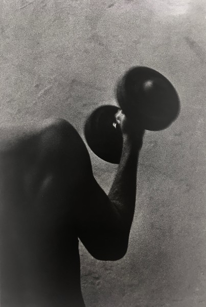 "Copy of ""Arm Weight"" by Ralph Gibson"