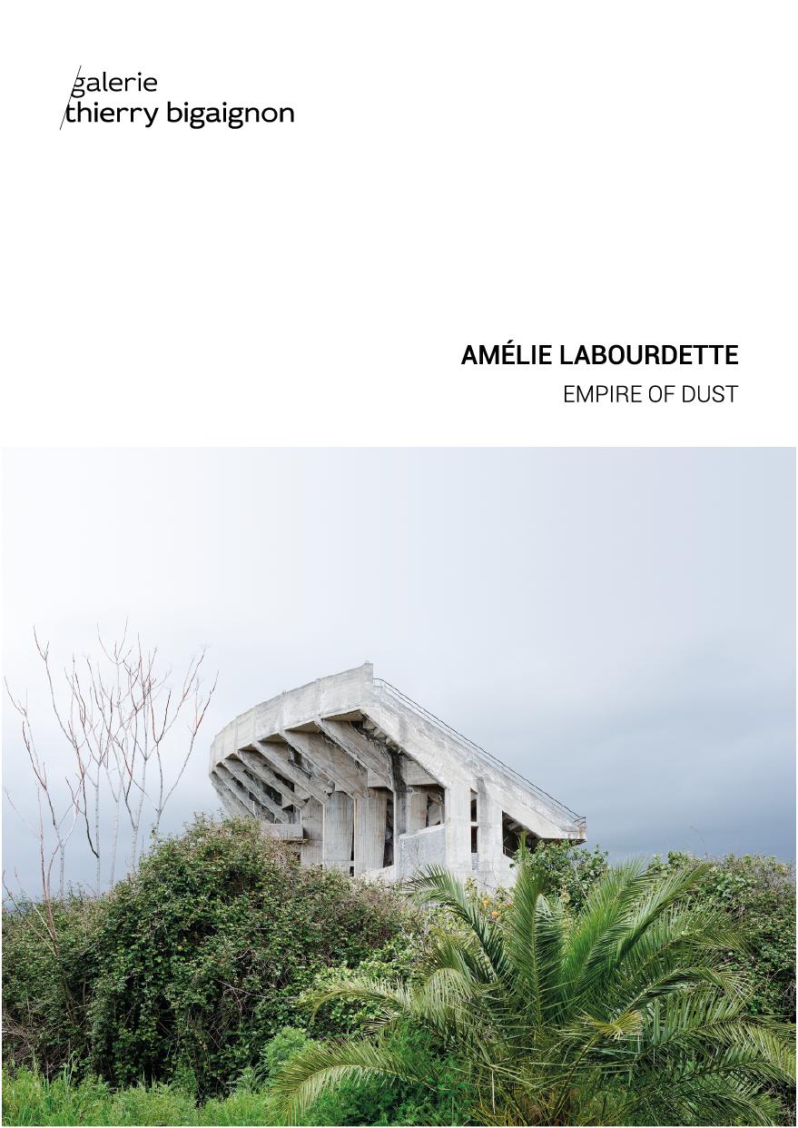 """Amélie Labourdette, """"Empire of Dust"""""""