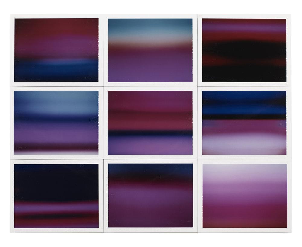 Copy of « Horizon, étude couleur #3 » by Thomas Paquet