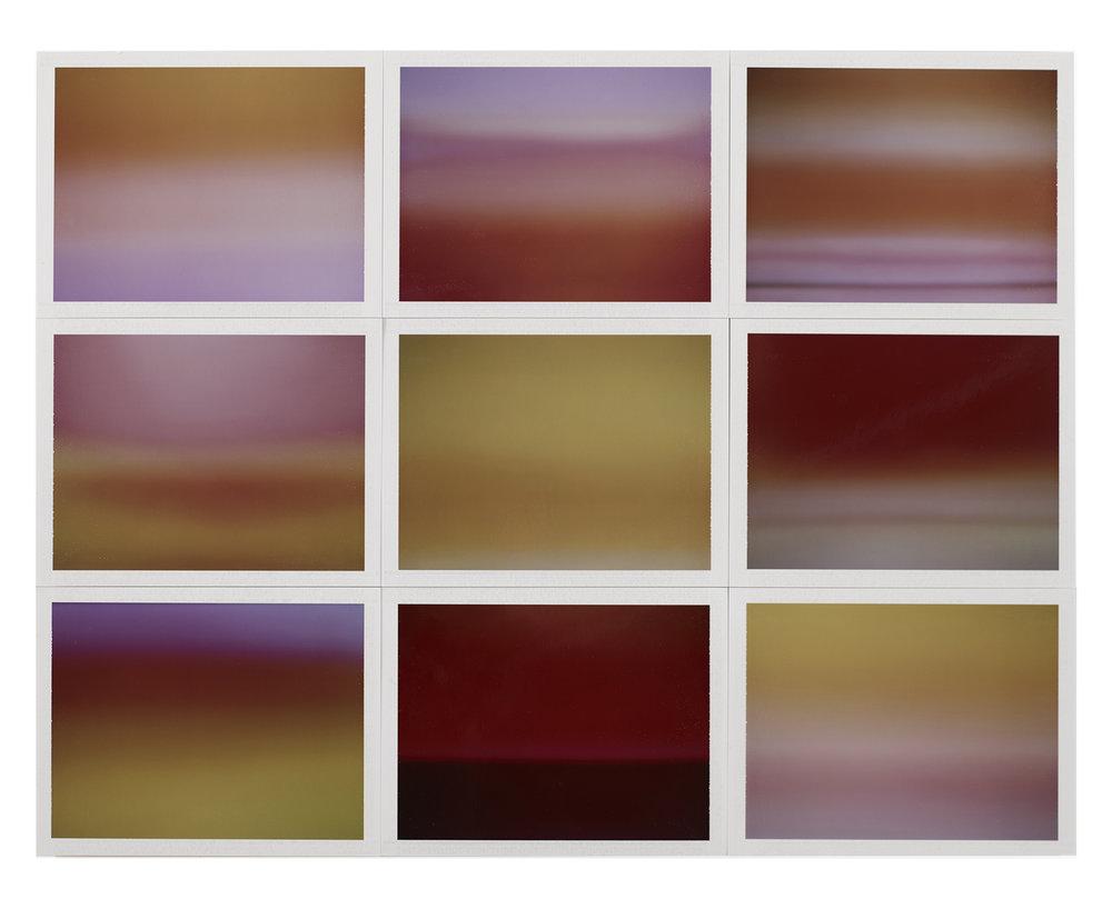 Copy of « Horizon, étude couleur #7 » by Thomas Paquet