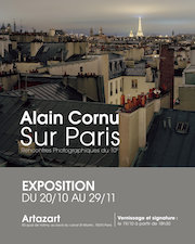 """Alain Cornu, """"Rencontres photographiques du 10ème"""""""