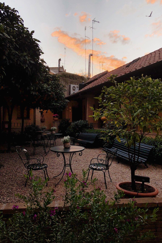 hotel+Santa+Maria+rome+italy