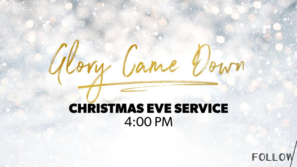 Glory Came Down Christmas Eve.jpg