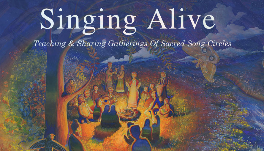 SINGING ALIVE CASCDIA - August 16th - 19th, 2019Near Salem, Oregon, U.S.A.http://singingalive.org/cascadia/