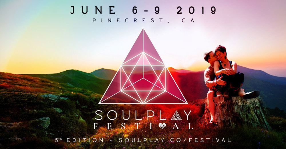 SOUL PLAY FESTIVAL - June 6th - 9th, 2019Pinecrest, California, U.S.A.https://www.soulplay.co/festival