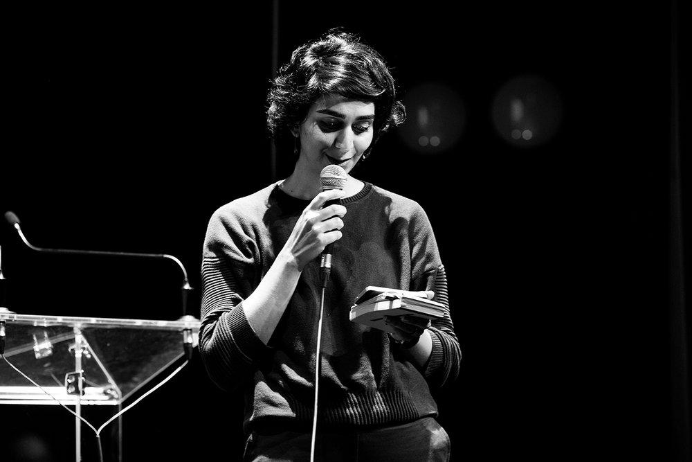 Nafiseh Mousavien - 2ème prix (ex aequo) : Habitat Poreux (L200)