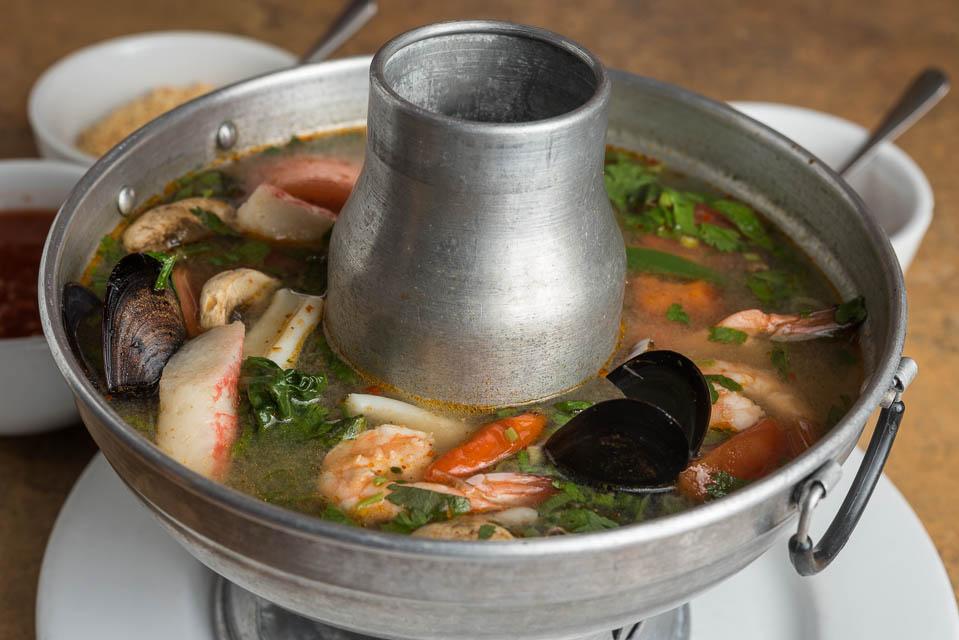 Pho Tak Soup