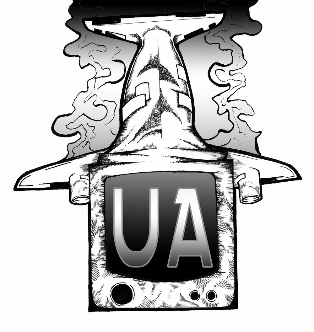 Logo design for Unway media