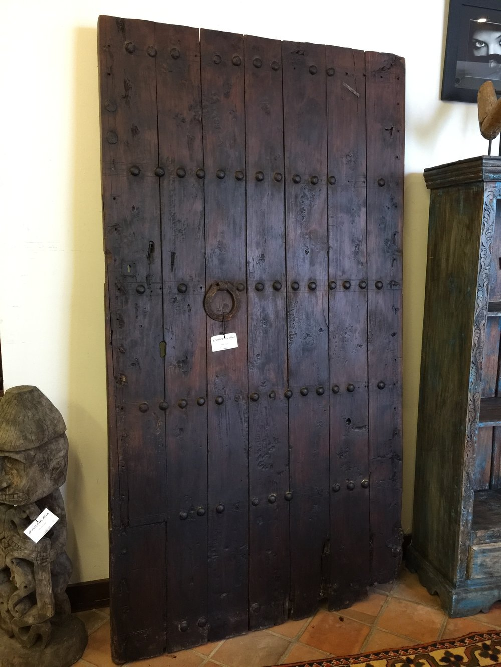Rabat Door